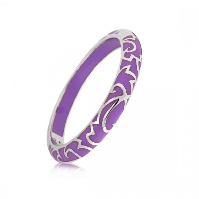 Angélique de Paris Oasis Orchid Bracelet 22754