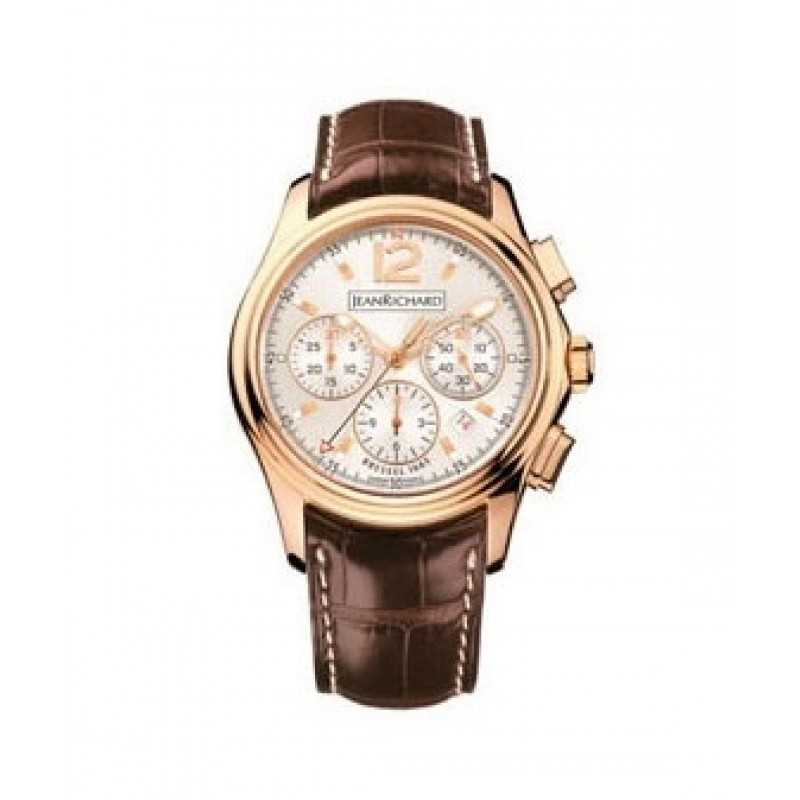 Jean Richard Bressel 1665 Chronograph Men's Watch 65112-49-10A-AAE