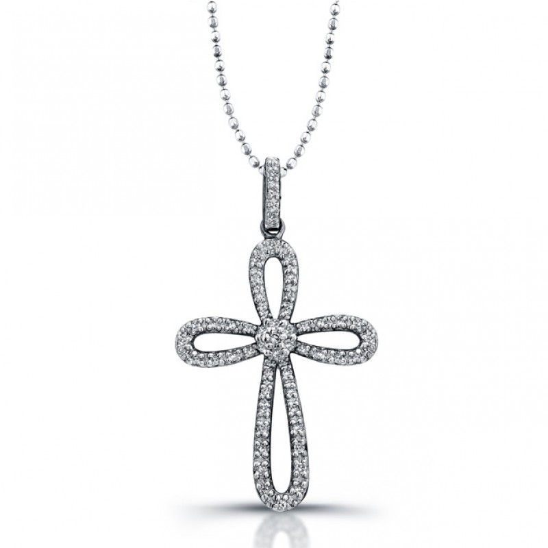 behind caymancode silver meaning infinity pendant sterling cross necklace