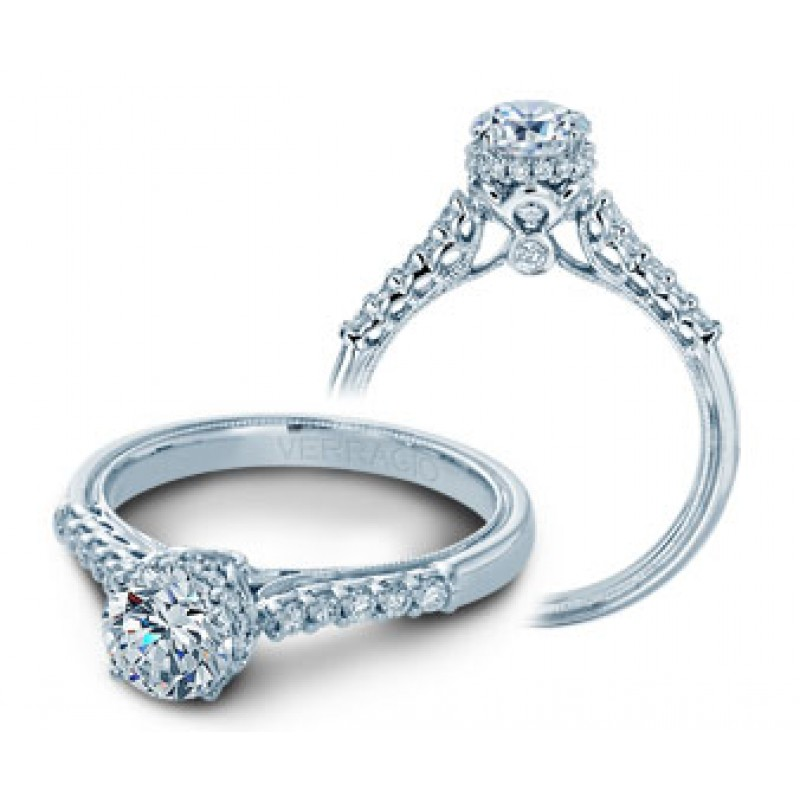Verragio Classic Diamond Engagement Ring V-916RD6