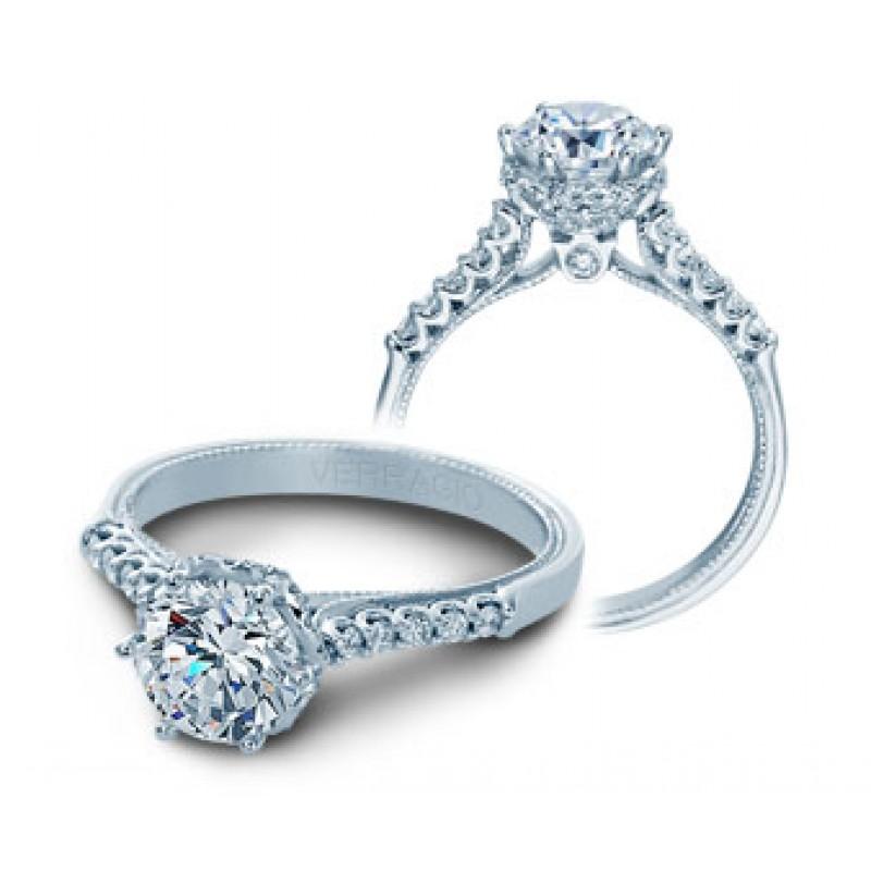 Verragio Classic Diamond Engagement Ring V-938R7
