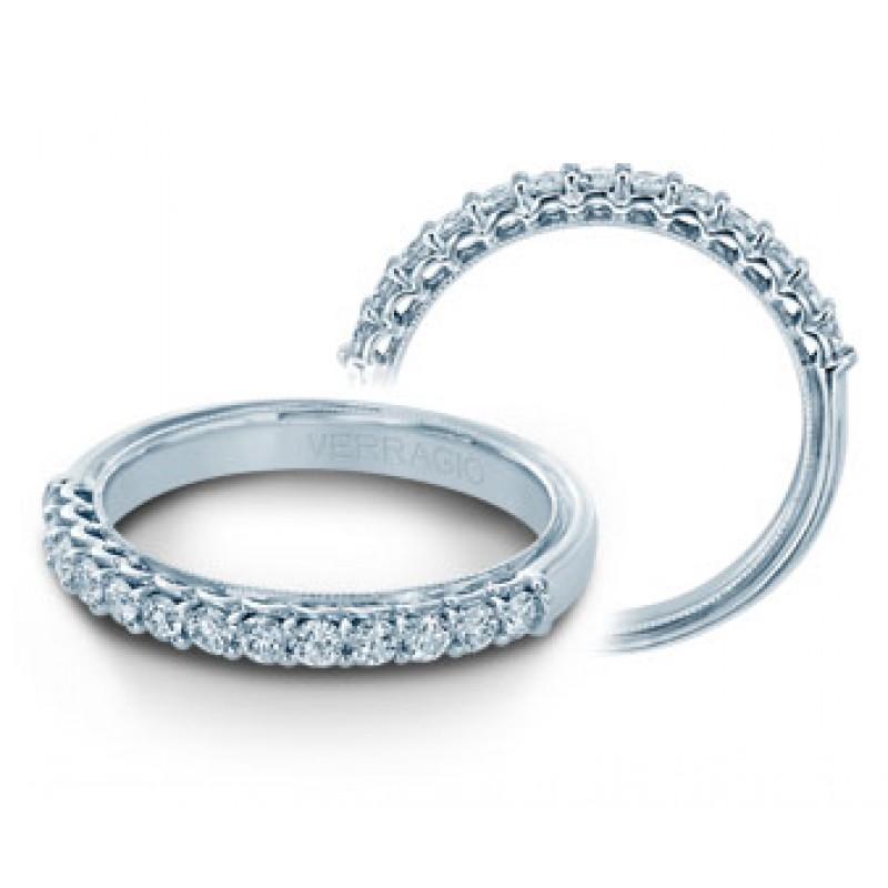 Verragio Classic Diamond Wedding Band V-901W