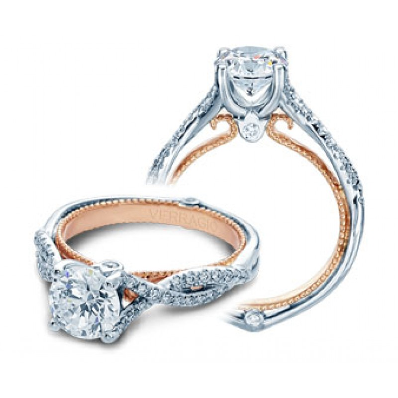 Verragio Couture Diamond Engagement Ring ENG-0421R-TT