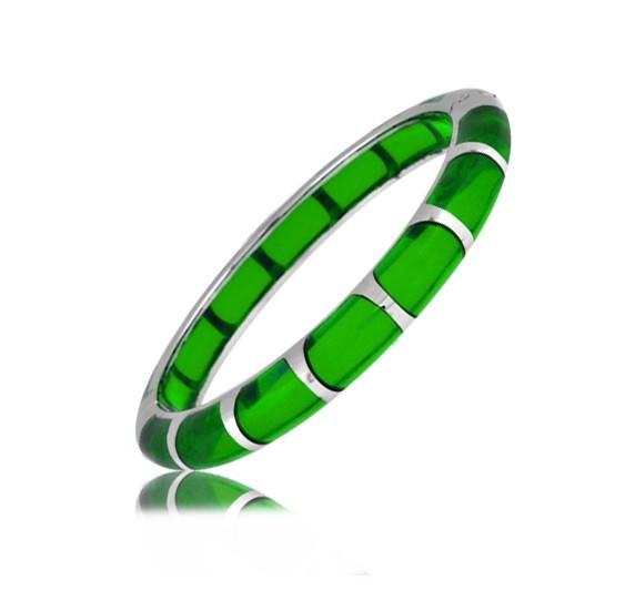 Angélique de Paris Emerald Lido Bracelet 21961