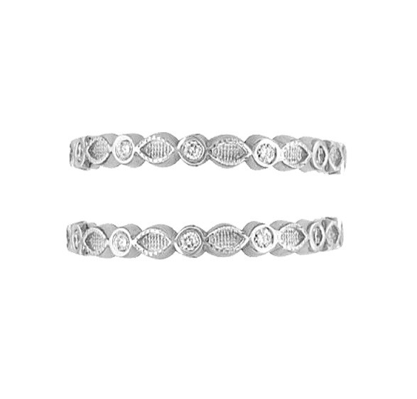 Hidalgo Diamond Ring Guards RS6684