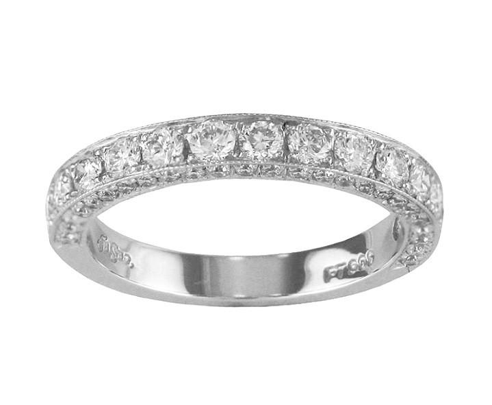 JB Star Heirloom Diamond Ring Top 0633/011