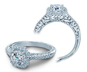 Verragio Venetian Diamond Engagement Ring AFN-5024-1