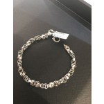 Interlinked Nautical Gold Bracelet 16280