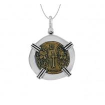 Atocha Ghost Galleon Miracle Medallion Pendant 24299