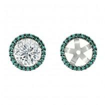 Blue Diamond Earring Jackets 27998a