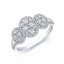 Diamond Cluster Ring 25381