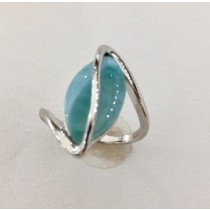 Marquise Larimar Ring 29262