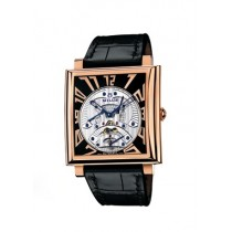 Milus Mens Herios Triretrograde Watch HERT400
