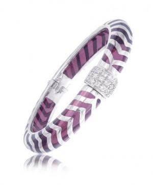 Angélique de Paris Mata Hari Purple Bracelet 16796