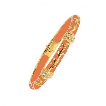 Angélique de Paris Veranda Coral Vermeil Bracelet 16762