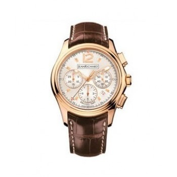 Jean Richard Bressel 1665 Chronograph Men's Watch 65112-49-10A-AAE