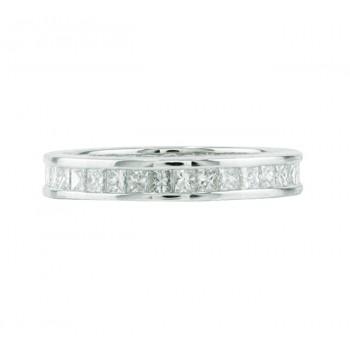 Princess Cut Diamond Eternity Ring 22992