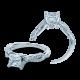 Verragio Insignia Diamond Engagement Ring INS-7050P