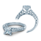 Verragio Venetian Diamond Engagement Ring AFN-5010P-1